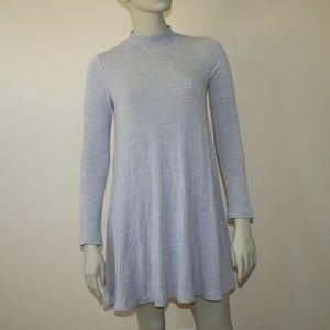 Lou & Grey Flecked Jersey Swing Dress XS